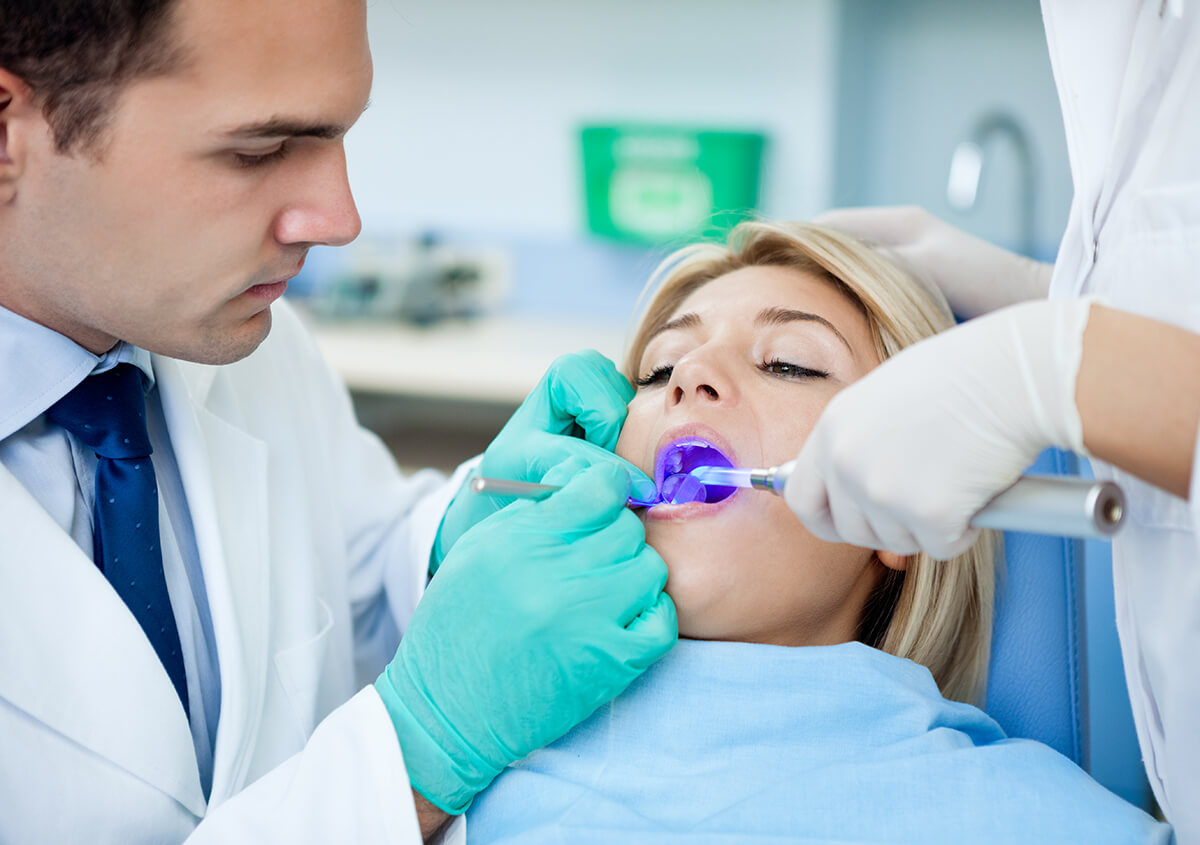 Laser Dental Care in Spokane Area